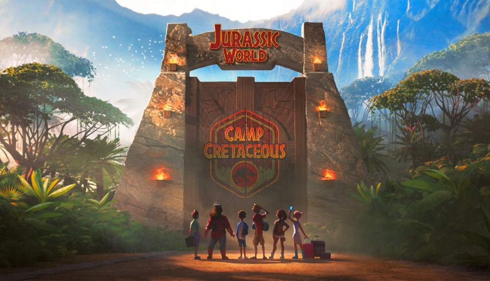 Jurassic World: Camp Cretaceous Review 2020 TV Show