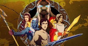 Blood of Zeus Review 2020 Tv Show