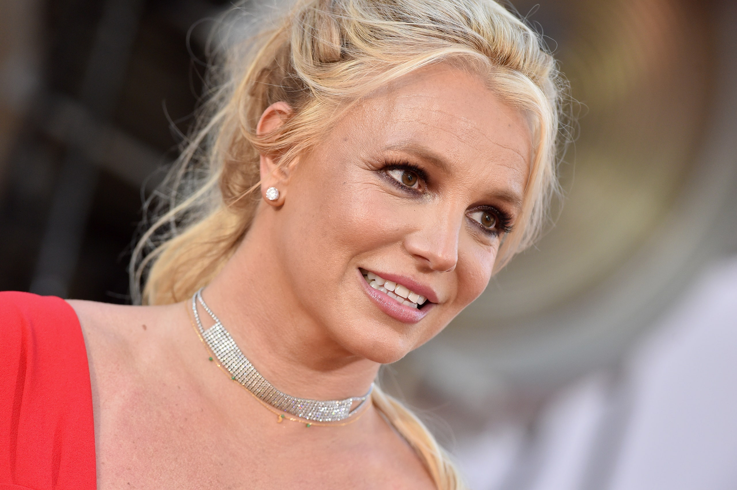 Britney Spears would like to do an Oprah interview to share her side of story