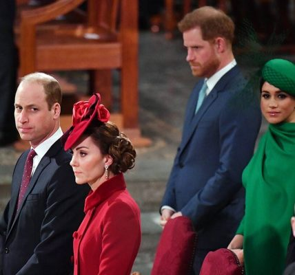 Prince William has cut off with Harry and Meghan