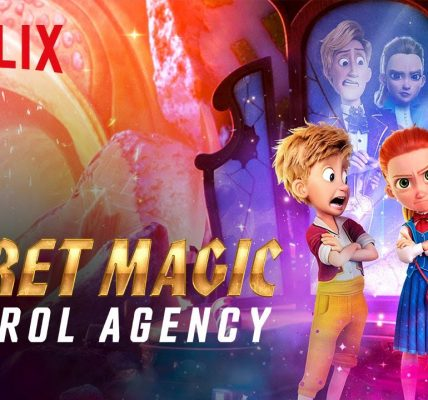secret magic control agency 2021 movie review