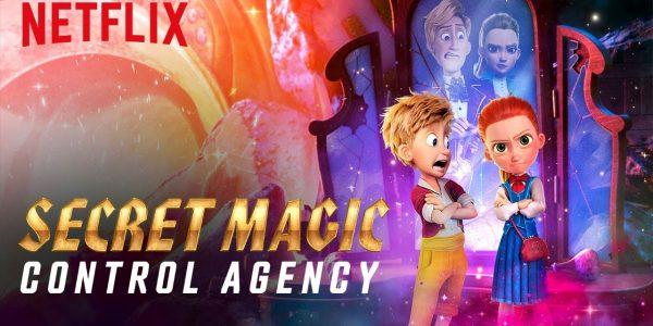 secret magic control agency 2021 movie review