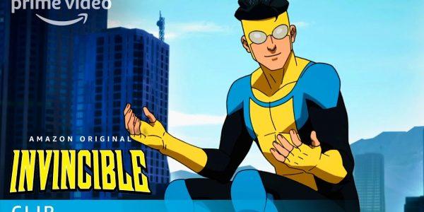 Invincible 2021 Prime Video Movie Review