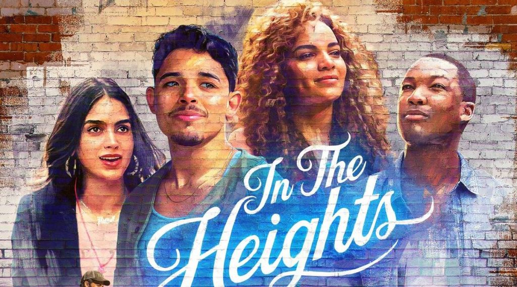 In the Heights 2021 Movie Review