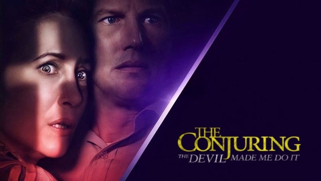 The Conjuring 3 The Devil Made Me Do It 2021 Movie Review