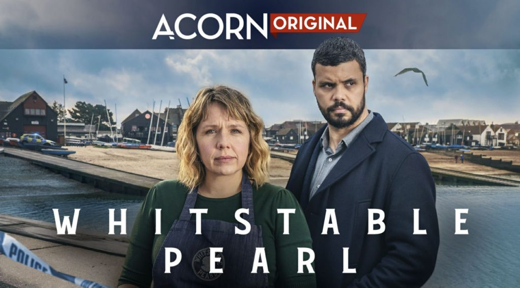 Whitstable Pearl tv show review