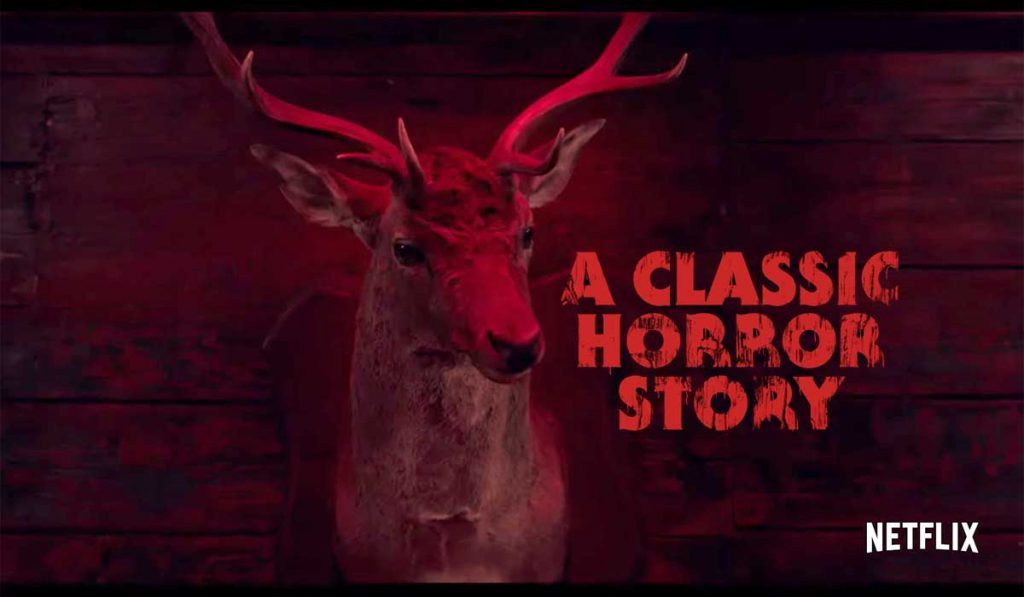 A Classic Horror Story 2021 Movie Review