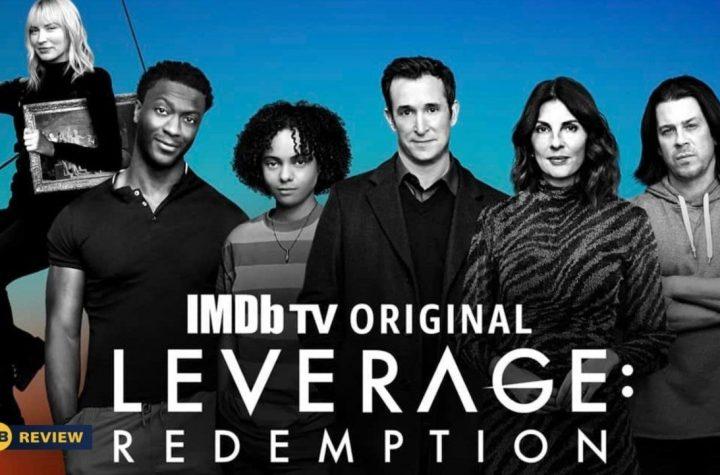 Leverage Redemption Review 2021 Tv Show