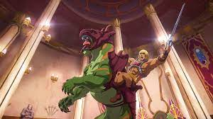 Masters of the Universe Revelation Review 2021 Tv Show