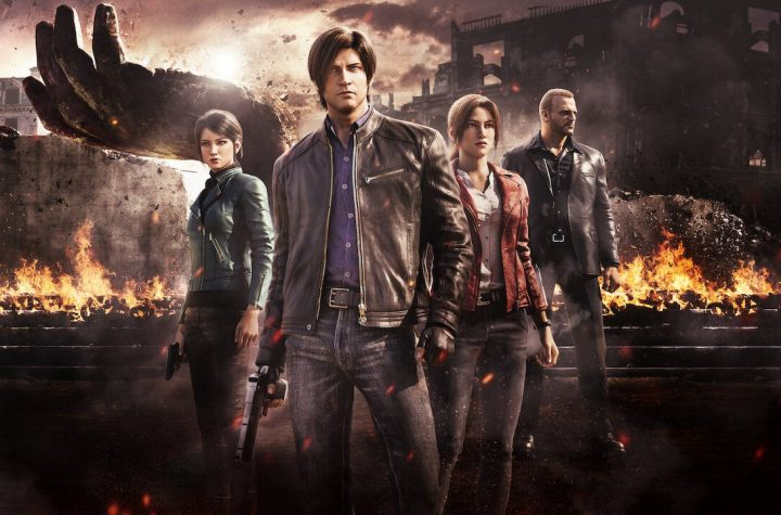Resident Evil Infinite Darkness Review 2021 Tv Show