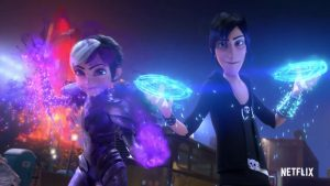 Trollhunters Rise of the Titans 2021 Movie Review