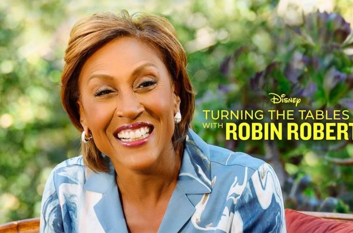 Turning the Tables with Robin Roberts Review